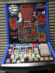 Return of the Count - Latest £100 Jackpot Pub Fruit Machine